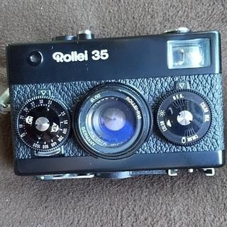 Rollei ローライ 35 Tessar 40mm F3.5
