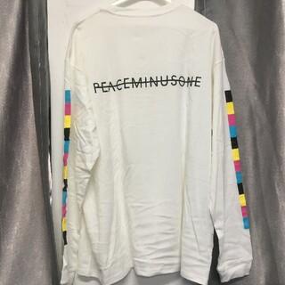 ピースマイナスワン(PEACEMINUSONE)のPMO X THE CONVENI LONG SLEEVE ロンT(Tシャツ/カットソー(七分/長袖))