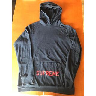 シュプリーム(Supreme)のsupreme 14SS Athletic Hooded L/S Tee(Tシャツ/カットソー(七分/長袖))