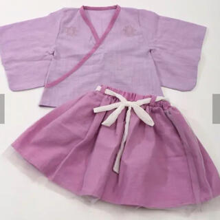 3COINS - 新品未使用七夕 女の子衣装