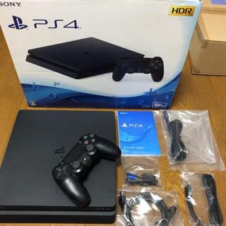 PlayStation4 - 美品/付属品完備 ps4 本体 PlayStation4 CUH-2200A