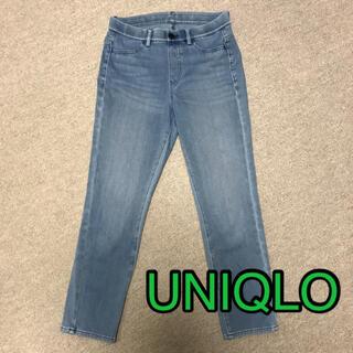 ユニクロ(UNIQLO)のユニクロ UNIQLO ストレッチ スキニー パンツ レギパン(レギンス/スパッツ)