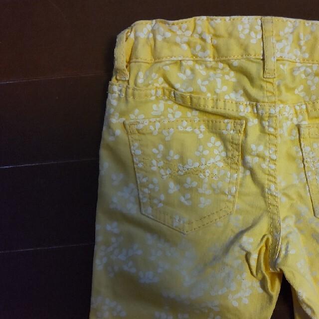 GAP Kids(ギャップキッズ)のキッズ女の子 ズボン Gapkids キッズ/ベビー/マタニティのキッズ服女の子用(90cm~)(パンツ/スパッツ)の商品写真