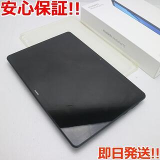 アンドロイド(ANDROID)の超美品 MediaPad T5 Wi-Fiモデル ブラック (タブレット)