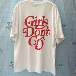 値下げGirls Don't Cry×Human Made Tシャツ(Tシャツ/カットソー(半袖/袖なし))