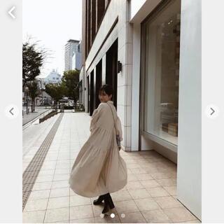 SeaRoomlynn - searoomlynn ティアードコットンコンビシャツドレス
