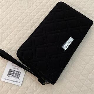 ヴェラブラッドリー(Vera Bradley)の新品 ヴェラブラッドリー 大きめファスナー財布 リストレット(財布)