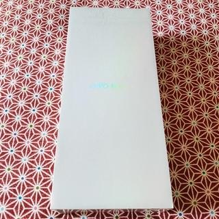 OPPO - 【新品未開封】 OPPO RenoA SIMフリー 64GB ブルー DSDV