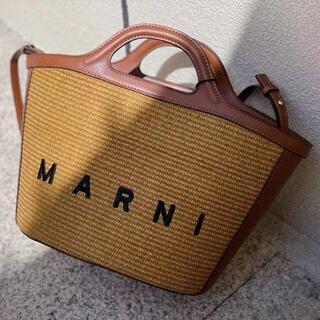 新品 MARNI ハンドバッグ マルニ トートバッグ ミニ  M