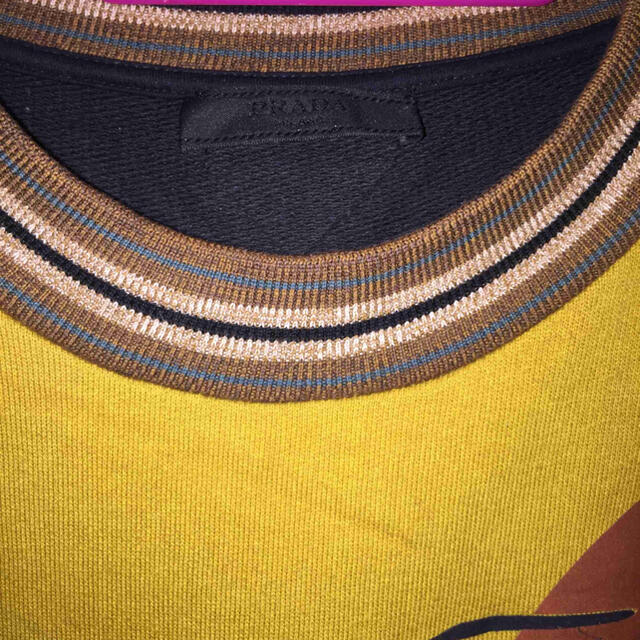 PRADA(プラダ)の正規 プラダ PRADA サーファー スウェット メンズのトップス(スウェット)の商品写真