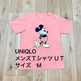 UNIQLO - UNIQLO メンズTシャツ サイズM