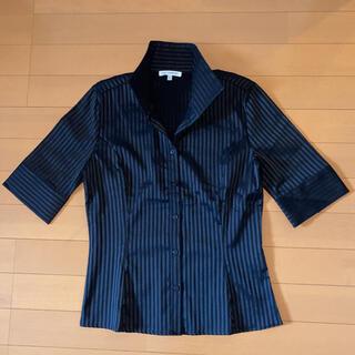 NARACAMICIE - NARACAMICIE  ウエスト絞りシャツ