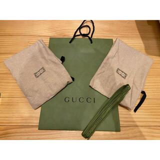 グッチ(Gucci)の紙袋セット(ショップ袋)