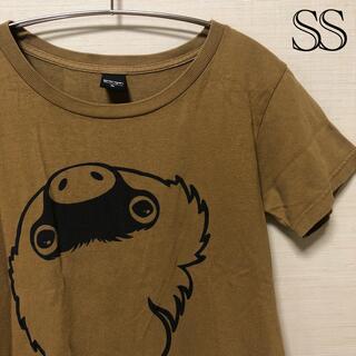Graniph - グラニフ Tシャツ 謎の動物 ssサイズ 茶色