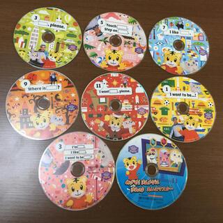 最新版 こどもちゃれんじ じゃんぷenglish DVD 英語