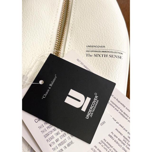 UNDERCOVER(アンダーカバー)のUNDERCOVER アンダーカバー ポーチ 2021年新作 新品 とうもろこし メンズのファッション小物(その他)の商品写真