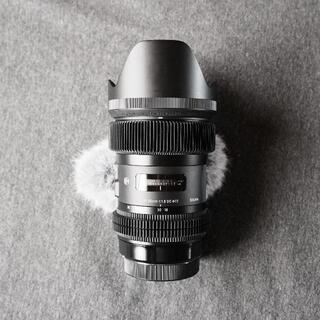 SIGMA 18-35mm f1.8 ART EFマウント(レンズ(ズーム))