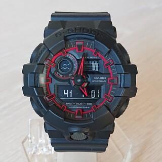 G-SHOCK - 美品【CASIO/G-SHOCK】デジアナ メンズ腕時計 GA-700SE