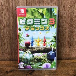 Nintendo Switch - 【美品】ピクミン3 デラックス Switch【中古】