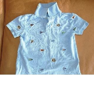 ポロラルフローレン(POLO RALPH LAUREN)のポロラルフローレン キッズポロシャツ サイズ7 (Tシャツ/カットソー)