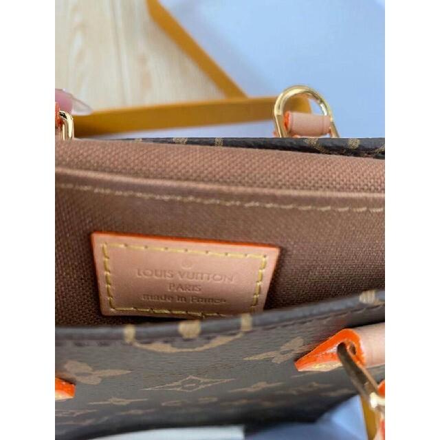 LOUIS VUITTON(ルイヴィトン)のルイヴィトン プティット サックプラ M69442 モノグラム ショルダーバッグ レディースのバッグ(ショルダーバッグ)の商品写真