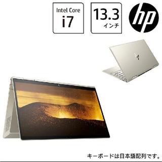 HP - 【hp】 ENVY X360 13-bd0003TU corei7  16GB