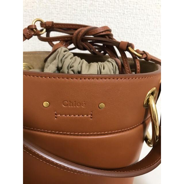 DEUXIEME CLASSE(ドゥーズィエムクラス)のChloe ROY BUCKET☆クロエ ロイ レディースのバッグ(ショルダーバッグ)の商品写真