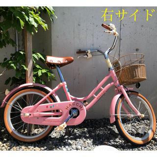 ブリヂストン(BRIDGESTONE)のエリア限定【ブリヂストン】HACCHI/ハッチ 16インチ 子供用自転車(自転車)