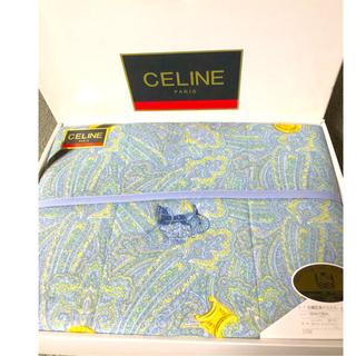 セリーヌ(celine)の新品 CELINE セリーヌ 肌掛けふとん ウォッシャブル 140×190cm(布団)