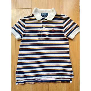 ポロラルフローレン(POLO RALPH LAUREN)の【美品】ポロラルフローレン  半袖ポロシャツ 2T 100cm(Tシャツ/カットソー)