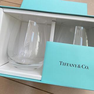 ティファニー(Tiffany & Co.)の☆未使用美品☆ティファニーペアタンブラー  紙袋なし(タンブラー)