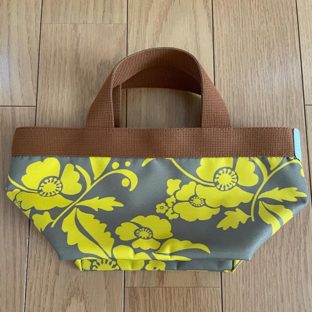 Herve Chapelier(エルベシャプリエ)の代官山限定 エルベシャプリエ701FB アラベスク柄 レディースのバッグ(トートバッグ)の商品写真