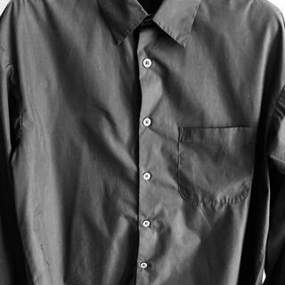 GU - GU ブロードオーバーサイズシャツ