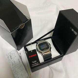 ジーショック(G-SHOCK)のメンズ G-SHOCK  CASIO  メンズ リクルート 腕時計 入社祝い(腕時計(デジタル))