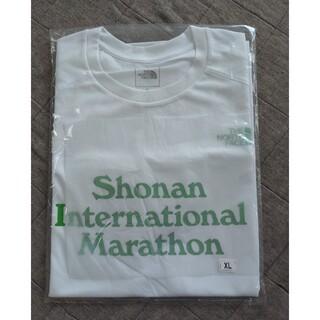 THE NORTH FACE - 湘南国際マラソンの参加賞Tシャツ
