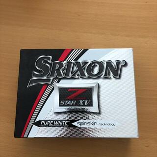 スリクソン(Srixon)のスリクソン 【3ダース】ゴルフボール Z-STAR XV ホワイト(ゴルフ)