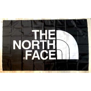 THE NORTH FACE - THE NORTH FACE ノースフェイスの販促用フラッグ バナー 数量限定