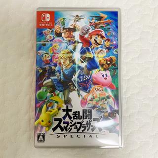 Nintendo Switch - 【美品】大乱闘スマッシュブラザーズ SPECIAL