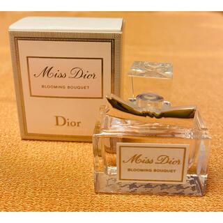 ディオール(Dior)のDior   Miss Dior BLOOMING BOUQUET  5ml(香水(女性用))