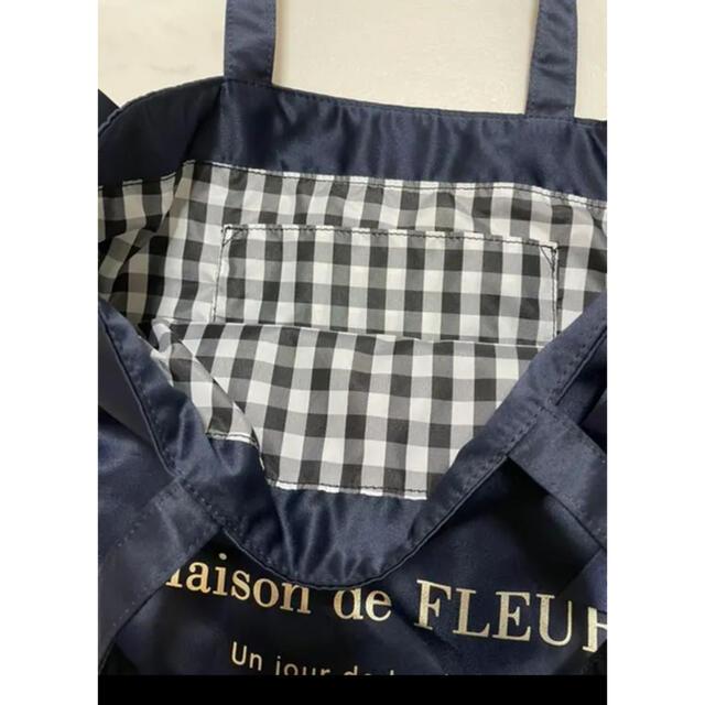 Maison de FLEUR(メゾンドフルール)のフルール トート レディースのバッグ(トートバッグ)の商品写真