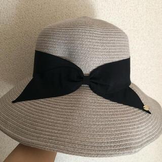 エニィスィス(anySiS)の麦わら帽子(麦わら帽子/ストローハット)