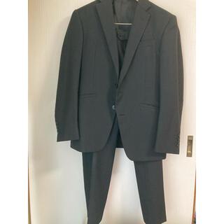 セレクト(SELECT)の【処分します】スーツセレクト ブラック ストライプ スーツ(セットアップ)