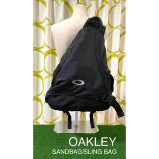 オークリー(Oakley)の★OAKLEY★オークリー★ワンショルダーバッグ★バックパック★スリングバッグ(バッグパック/リュック)