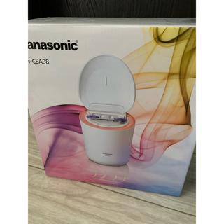 パナソニック(Panasonic)のPanasonic EH-CSA98-P ナノケア スチーマー(フェイスケア/美顔器)