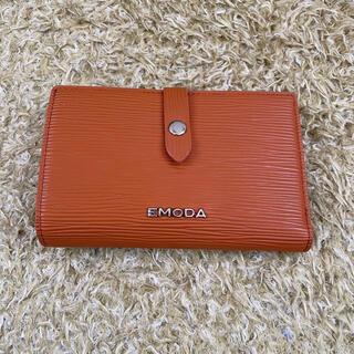 エモダ(EMODA)のEMODA 財布 折りたたみ財布(財布)