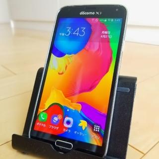 Galaxy - GALAXY S5   SC-04F(ドコモ)