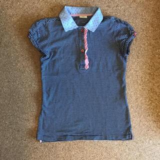 フェンディ(FENDI)のフェンディ ポロシャツ 12サイズ  140150(Tシャツ/カットソー)