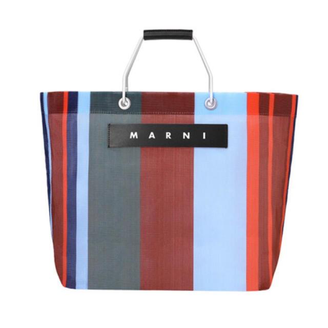 Marni(マルニ)のMARNI ストライプバッグ 新品未使用 レディースのバッグ(トートバッグ)の商品写真