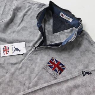 カンゴール(KANGOL)の(新品)KANGOL GOLF  長袖 ポロシャツ (ポロシャツ)