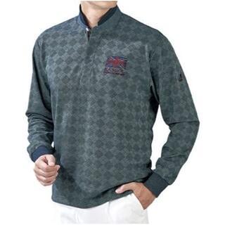 カンゴール(KANGOL)の(新品)KANGOL GOLF  長袖 ポロシャツ(ポロシャツ)